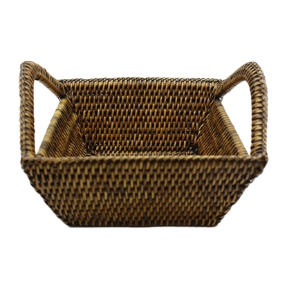 Picture of Rattan hand towel holder