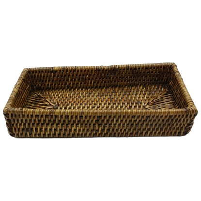 Picture of Rattan long tray