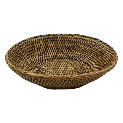 Picture of Rattan bread tray