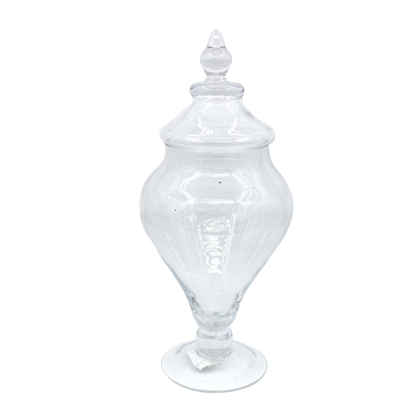 Picture of Apothecary jar with lid 40 cm.