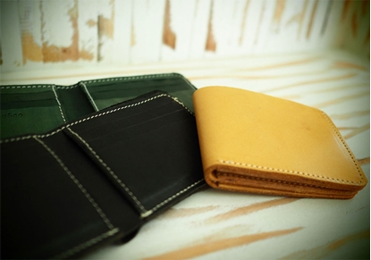 Picture of Ars D Sine - Leather wallet