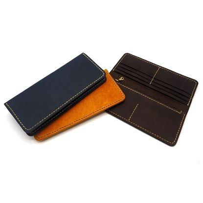 Picture of กระเป๋าเงินแบบยาวเย็บด้วยมือ