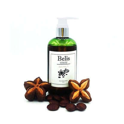 Picture of Belis Sacha inchi facial & body wash 250 ml.