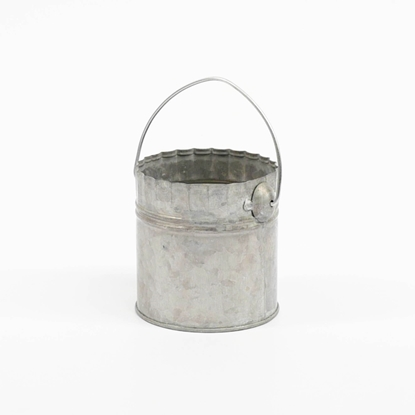 Picture of Mini Lace Galvanize Bucket