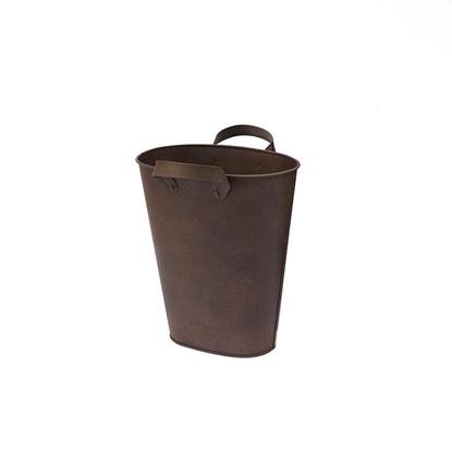 Picture of Copper Rust Galvanize Bag Bucket(Small Size)