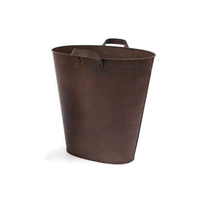 Picture of Copper Rust Galvanize Bag Bucket (Large Size)