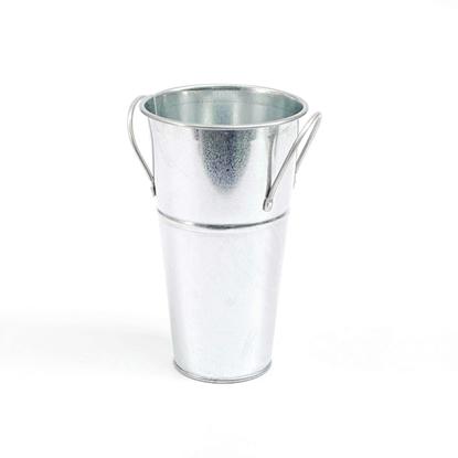 Picture of Mini Galvanize Vase Pot
