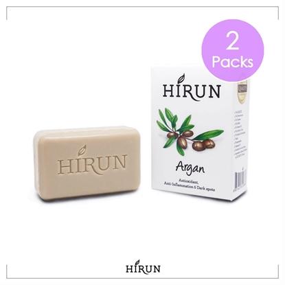 Picture of Hirun Argan Oil Soap  (2 pcs.)