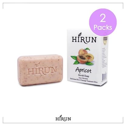 Picture of Hirun Apricot Soap  (2 pcs.)