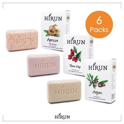 Picture of Set Hirun Soap (6 pcs.)