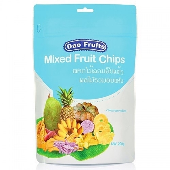Picture of  Dao Mix Fruit Chips (1pack x 100g)
