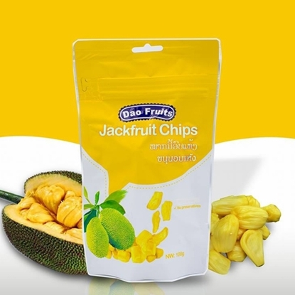 Picture of  Dao Jack Fruit Chips (1pack x 100g)