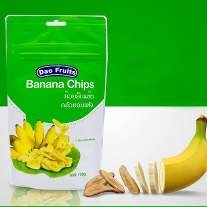 Picture of Dao Banana Chips (1pack x 100g)