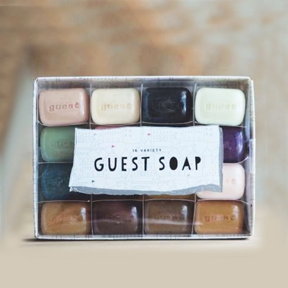 Picture of Guest Soap Collection Set