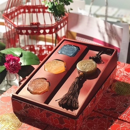 Picture of Chinese Best Wishes Soap Collection Set