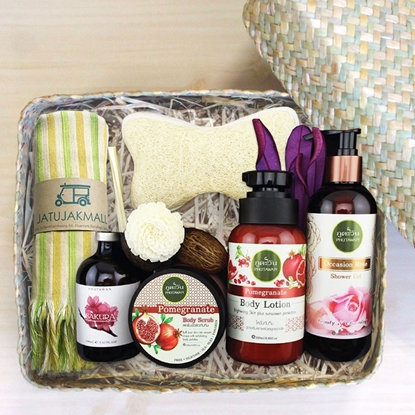Picture of Natural Spa Gift Set