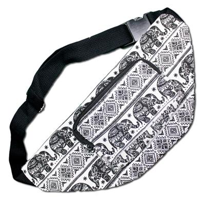 Picture of Tribal elephant Waist bag