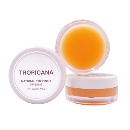 Picture of Natural Coconut Lip Balm Mango Spirit 10 g.
