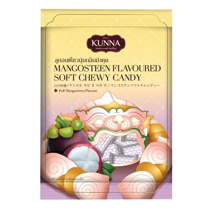 Picture of Mangosteen Flavoured Soft Chewy Candy