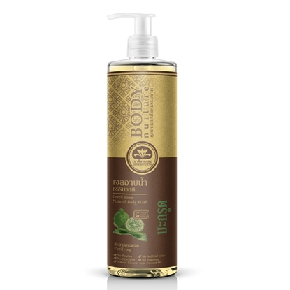 Picture of  Leech Lime Natural Body Wash 500 ml