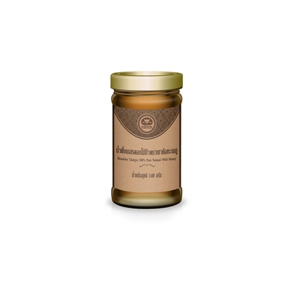 Picture of น้ำผึ้งเกสรดอกไม้ป่า 140 กรัม