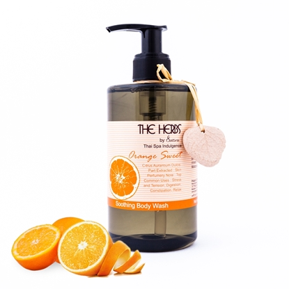 Picture of Body Wash Orange Sweet 300ml.