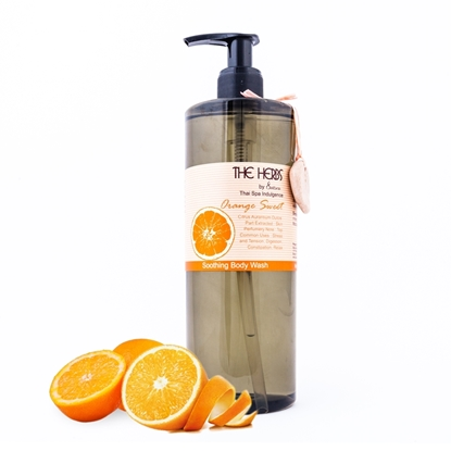 Picture of Body Wash Orange Sweet 500ml.