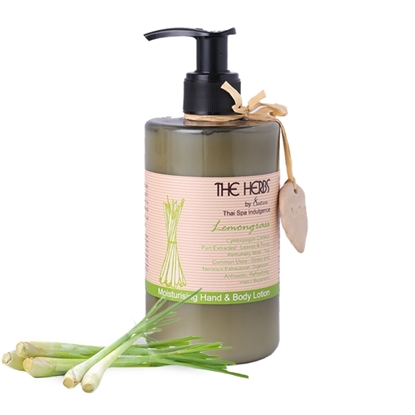 Picture of Body Lotion Lemongrass 300ml.
