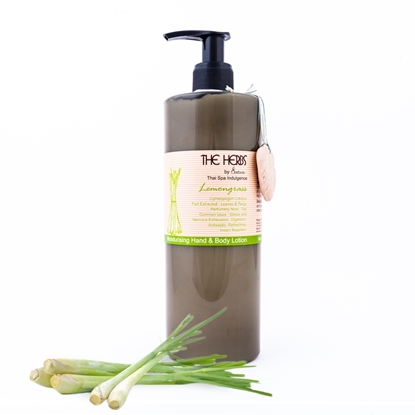 Picture of Body Lotion Lemongrass 500ml.
