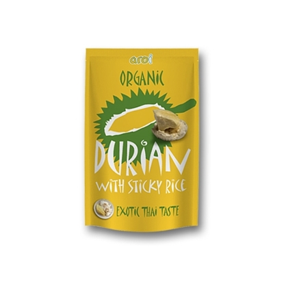 Picture of Freeze dried Sticky Rice with Durian 42g.