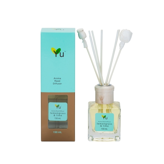 Picture of Aroma Reed Diffuser Lemongrass & Lime (150ml.)