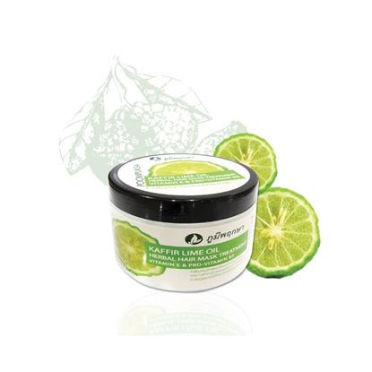 Picture of Kaffir Lime Oil Herbal Hair Mask Treatment 300 g