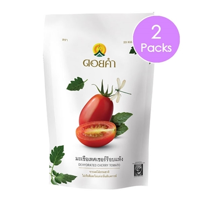 Picture of Doikham Dried Cherry Tomatoes 140 g (2 packs)