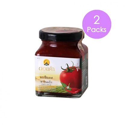 Picture of Doikham Tomato Spread 220 g (2 packs)