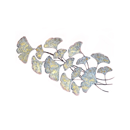 Picture of Gold Ginkgo leaf Wall art Home decor