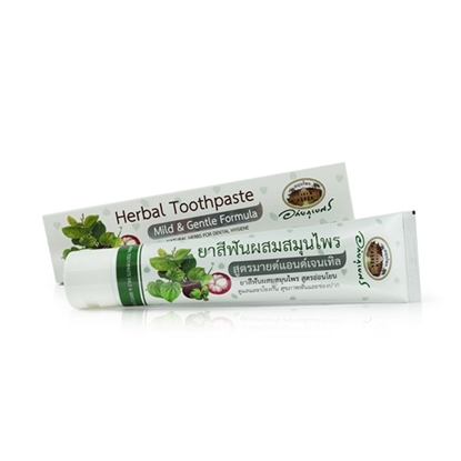 Picture of Herbal toothpaste (mild & gentle)