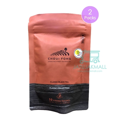 Picture of ชาแดง ชนิดถุงชา ขนาด 25 กรัม (แพ็ค 2)