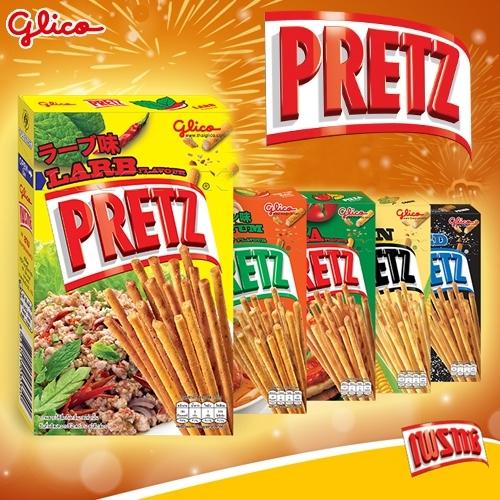 Picture for vendor PRETZ