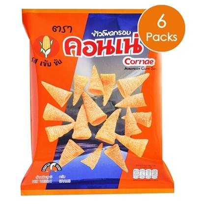 Picture of Cornae Corn Snack - Original 28 g (6 Packs)