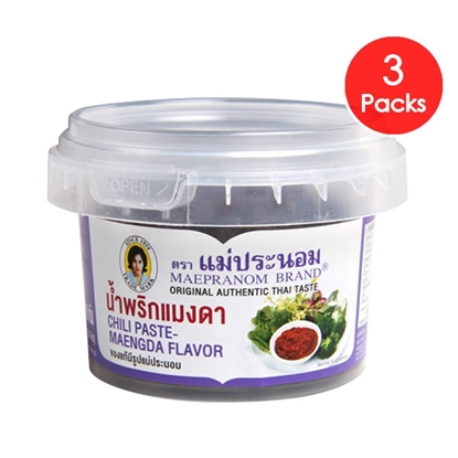 Picture of Chilli Paste-Maengda Flavour 90 g (3 Packs)