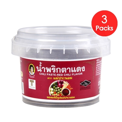 Picture of Chilli Paste-Red Chilli Flavour 90 g (3 Packs)