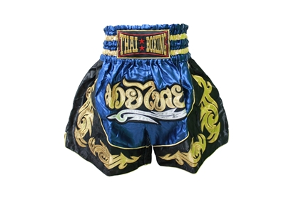 Picture of Blue Thai Boxing Shorts