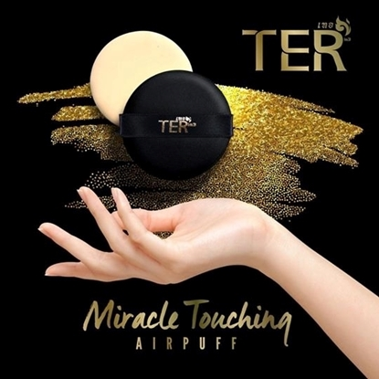 Picture of พัฟเนื้อนุ่มละเอียด MIRACLE TOUCHING AIR PUFF