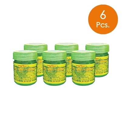 Picture of Hongthai Herbal Inhaler 56 g (6 Pcs.)
