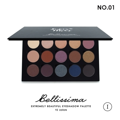 Picture of Bellissima Eyeshadow Palette 01