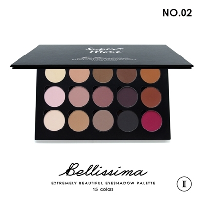 Picture of Bellissima Eyeshadow Palette 02