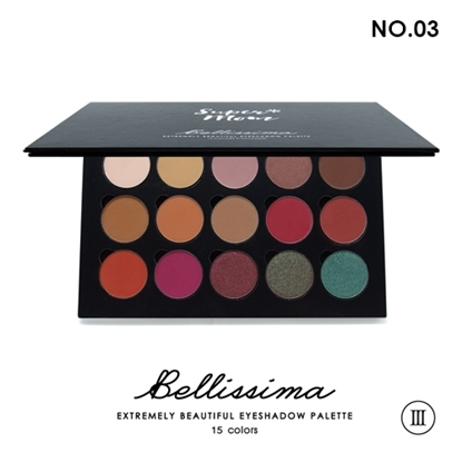 Picture of Bellissima Eyeshadow Palette 03