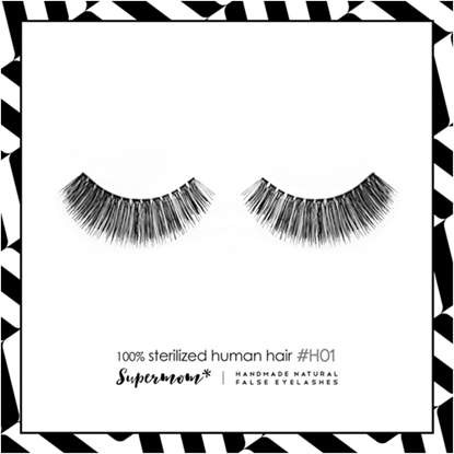 Picture of Hair Eyelashes H01