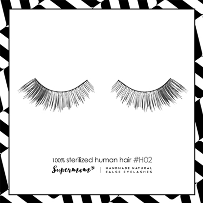 Picture of Hair Eyelashes H02