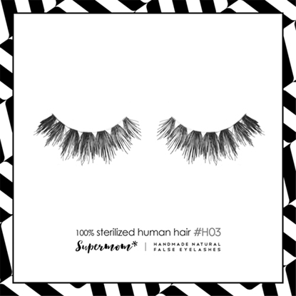Picture of Hair Eyelashes H03